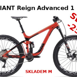GIANT Reign Advanced 1-M17